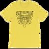 Classic Tribal Head Unisex short sleeve t-shirt - Yellow