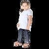 AE Galaxy Kids Leggings - Left