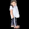 AE Galaxy Kids Leggings - Right