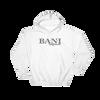 BANI- Angry Elephant Signature Hoody - White/Black