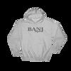 BANI- Angry Elephant Signature Hoody - Grey/Black