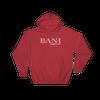 BANI- Angry Elephant Signature Hoody - Red/White