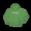 BANI- Angry Elephant Signature Hoody - Irish/White