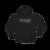 BANI- Angry Elephant Signature Hoody - Black/White