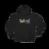 BANI- Graffiti Signature Hoody - Black