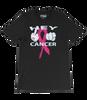 HEY-CANCER -Short-Sleeve Unisex T-Shirt