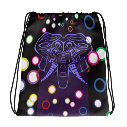 Tribal-Drawstring bag (Free-Shipping)
