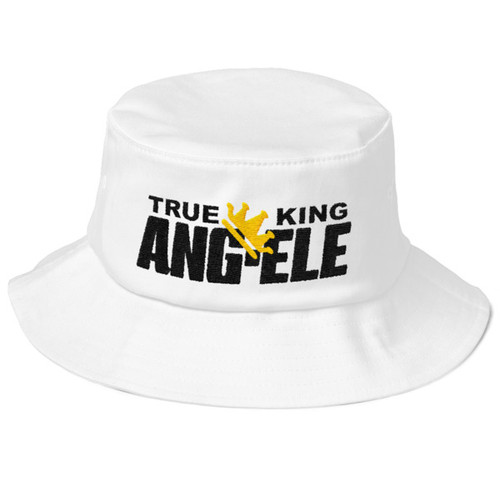 True King Old School Bucket Hat