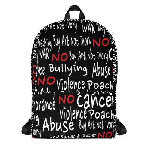 ARTWORK (NO)-Backpack