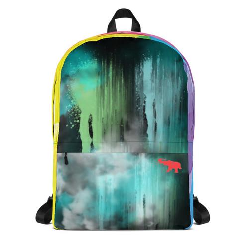 ARTWORK Brights-Backpack