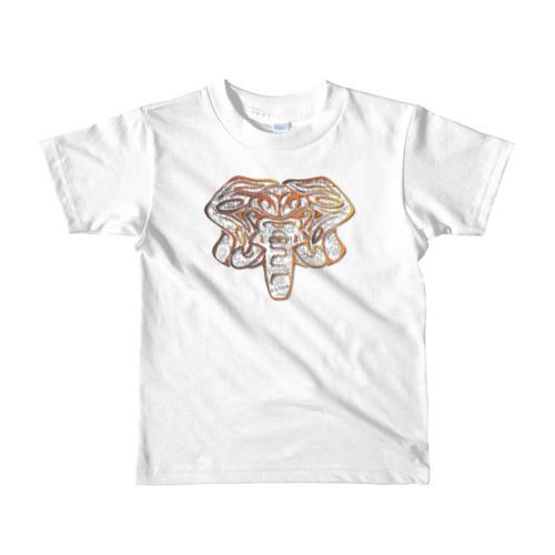 Say No! TribalHead Short sleeve kids t-shirt