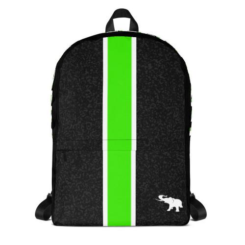 RACER GRN/WHT Backpack