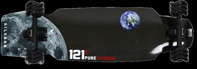 121C Aileron - 100% Carbon Fiber