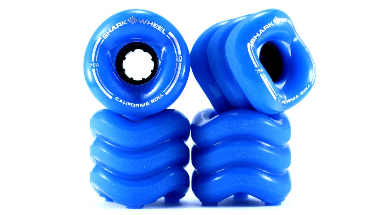 60mm, 78a  Blue CALIFORNIA ROLL