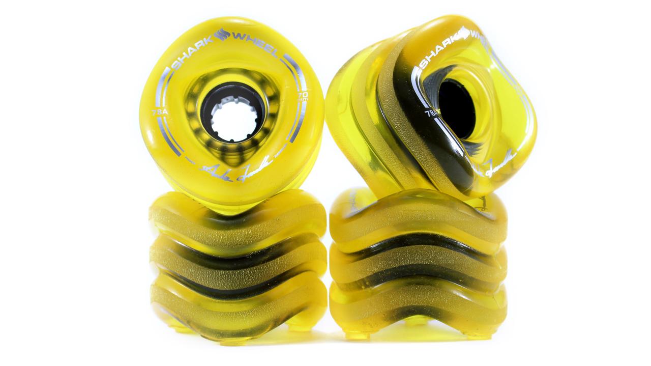 70mm, 78a Transparent-Amber SIDEWINDER