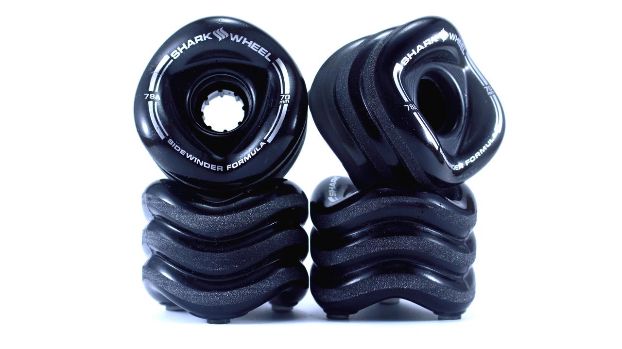 70mm, 78a Smoke-Black SIDEWINDER