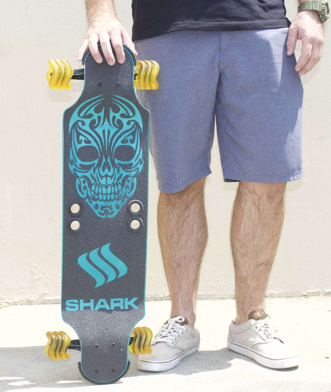 """Shark"" Aluminum 32"" Drop Down"