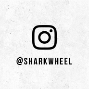 Instagram logo: @Sharkwheel