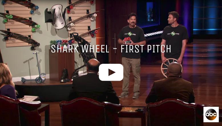 Shark Wheel on Shark Tank
