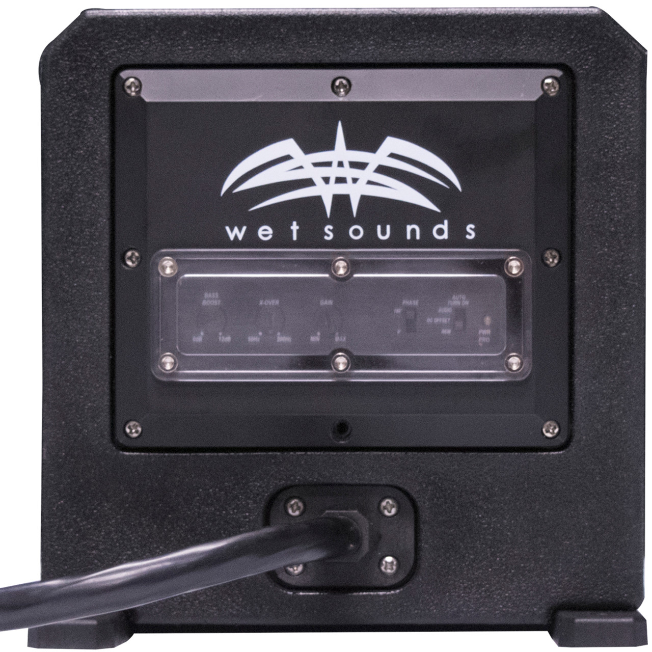 Wet Sounds Stealth Package - White Stealth 6 Ultra 200 Watt Sound ...