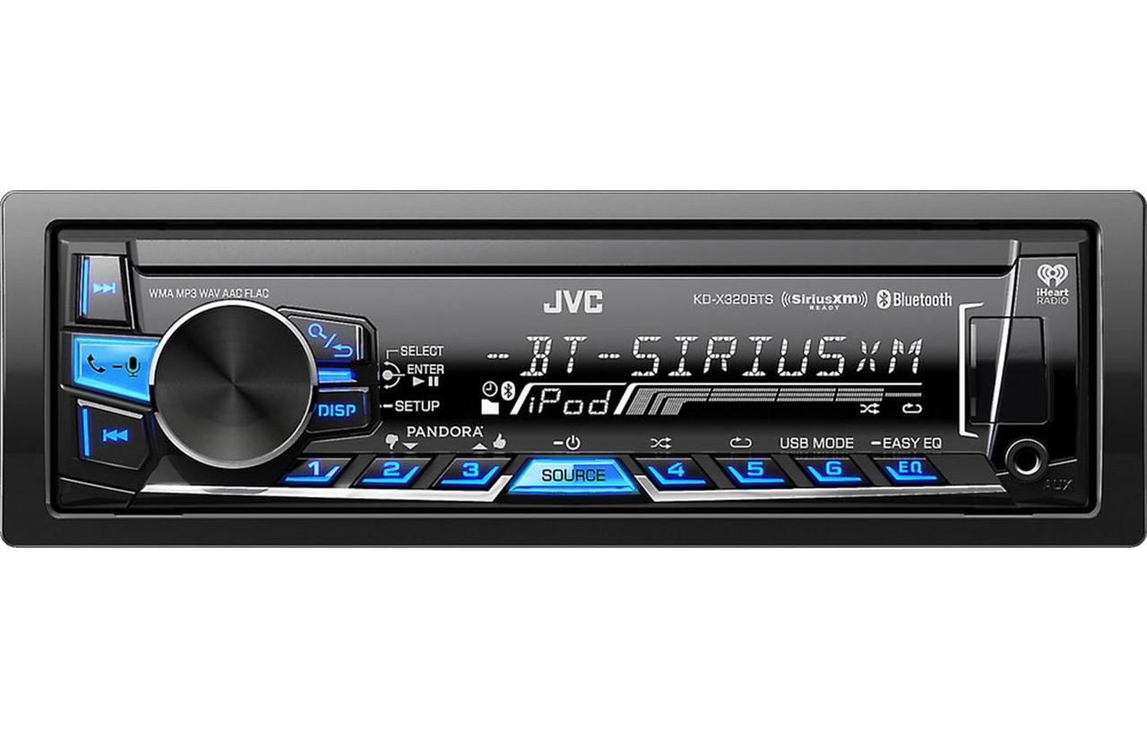 Jvc Kds79bt Bluetooth Instructions Kd Avx77 Wiring Diagram X320bts Refurbished Single Din In Dash Digital Media Receiver W