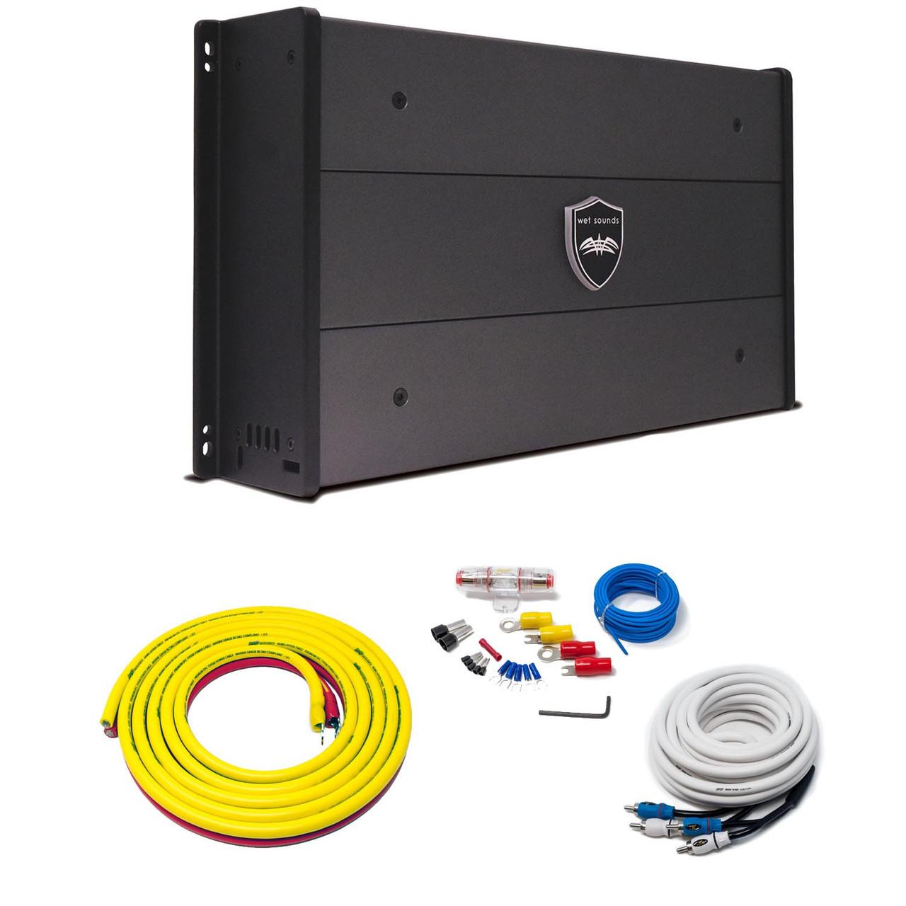 Marine Electrical Audio Wiring Kit Diagram Basic U2022 Hvac