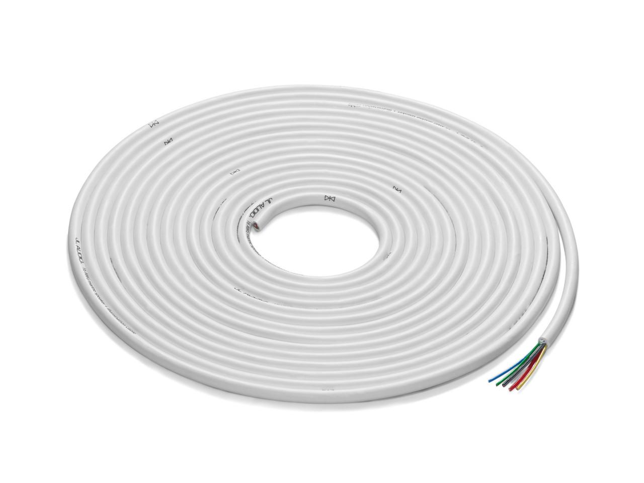 JL Audio XM-WHTMFC-25 25 ft. (7.62 m) 6-Conductor, White ...