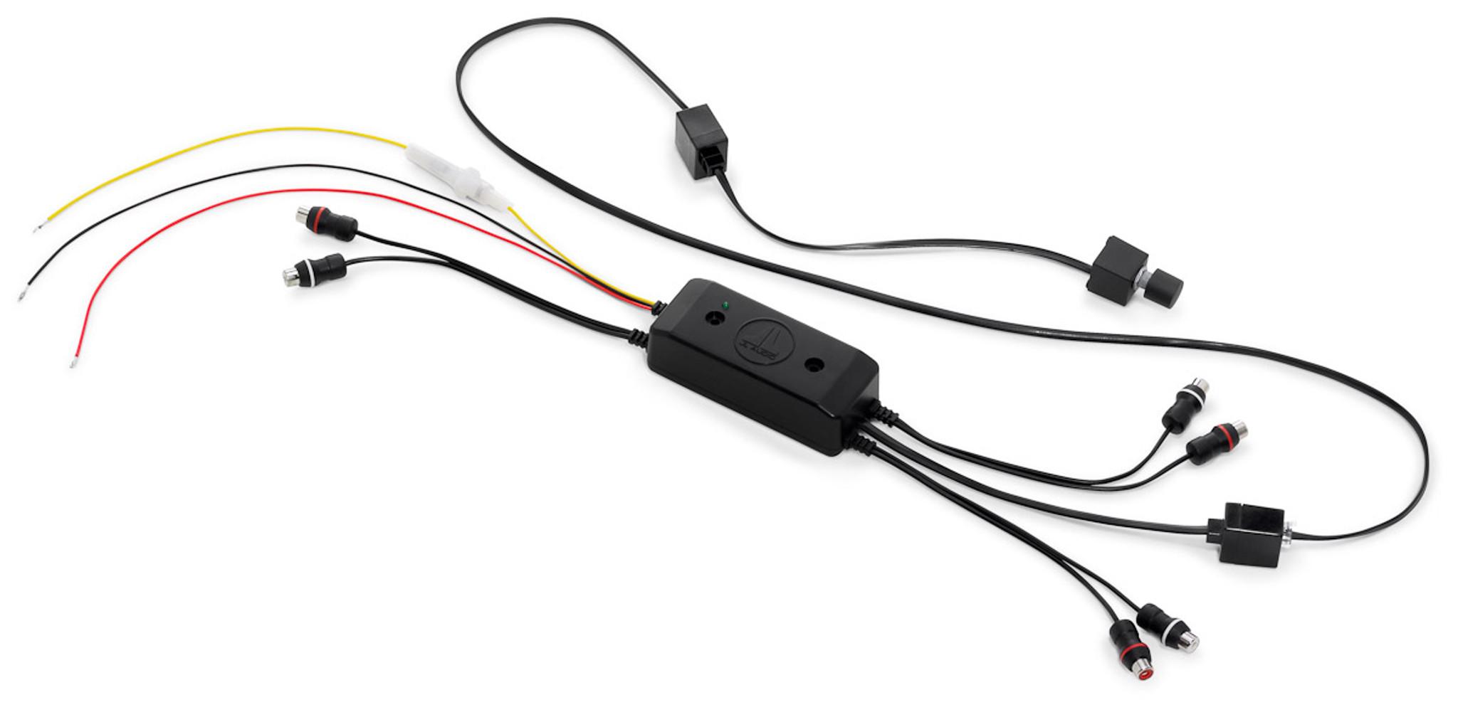 JL Audio CL-RLC: Remote Level Control / Line Driver