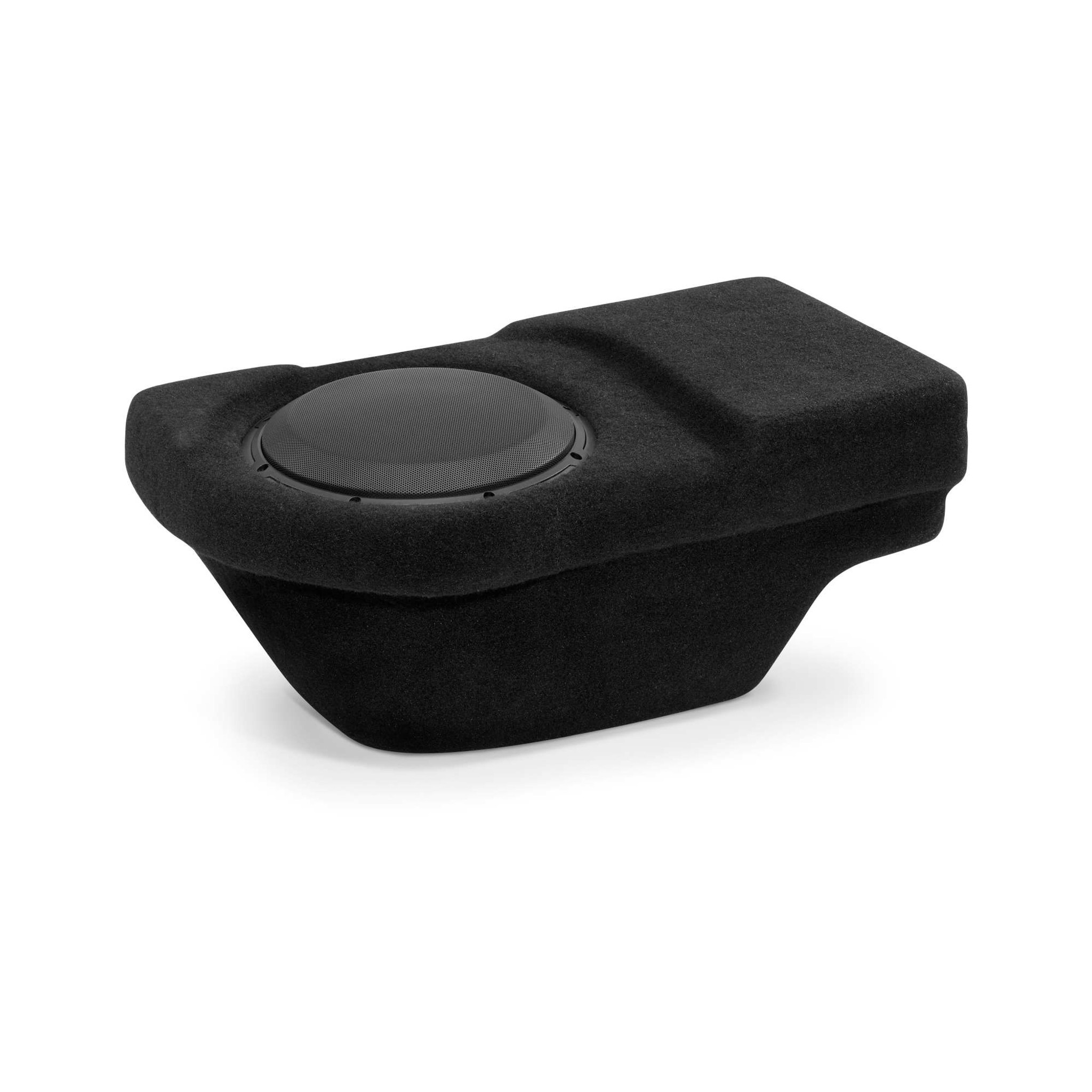 JL Audio SB-D-QDRAM/10W3v3: Stealthbox® for 2002-Up Dodge Ram 1500 Quad Cab, 2003-Up 2500 & 3500 ...