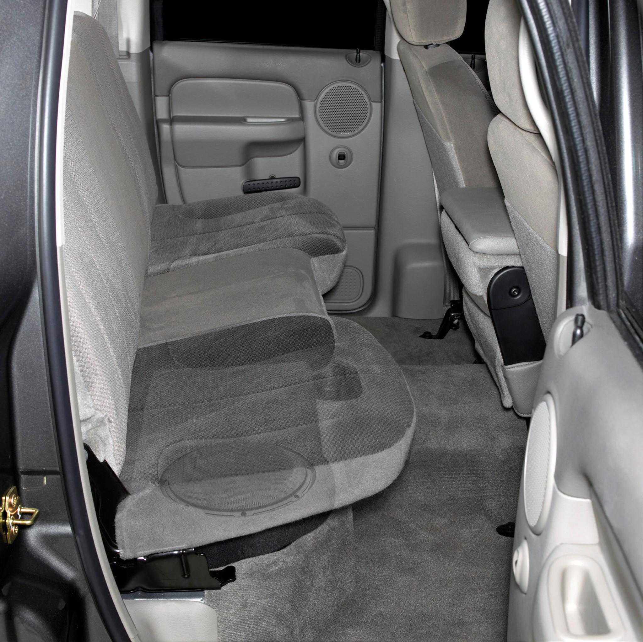 Star Armor Kit 2002 2009 Ram Quad Cab: JL Audio SB-D-QDRAM/10W3v3: Stealthbox® For 2002-Up Dodge