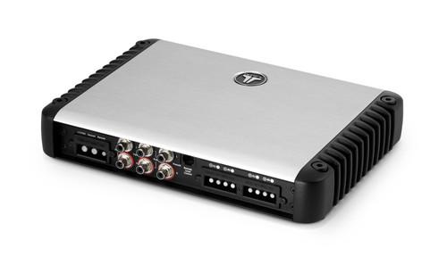 JL Audio Refurbished HD600/4:4 Ch. Class D Full-Range Amplifier 600 W