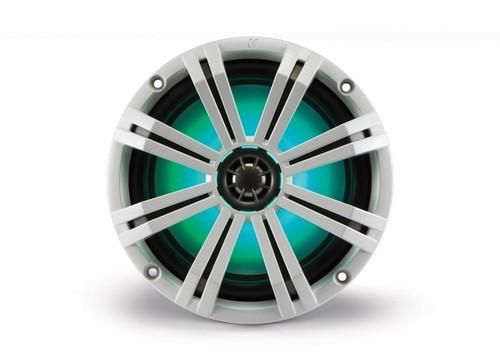 Kicker 8 Inch KM-Series Marine Speakers 41KM84LCW (Pair)