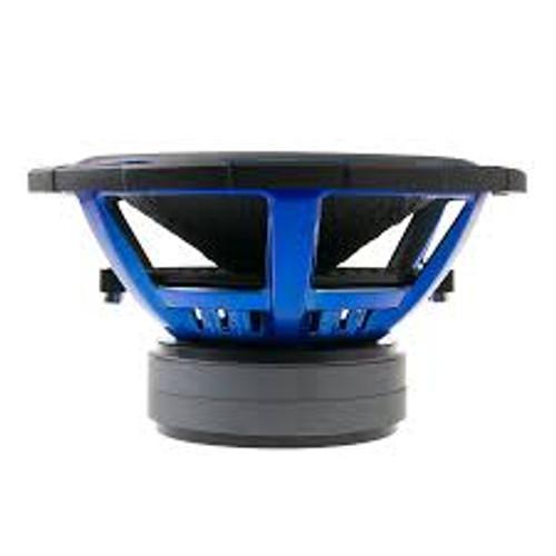 """Power Acoustik MOFOS-12D2 12"""" Dual 2ohm 2500W Aluminum Heat Sink Dust Cap Subwoofer"""
