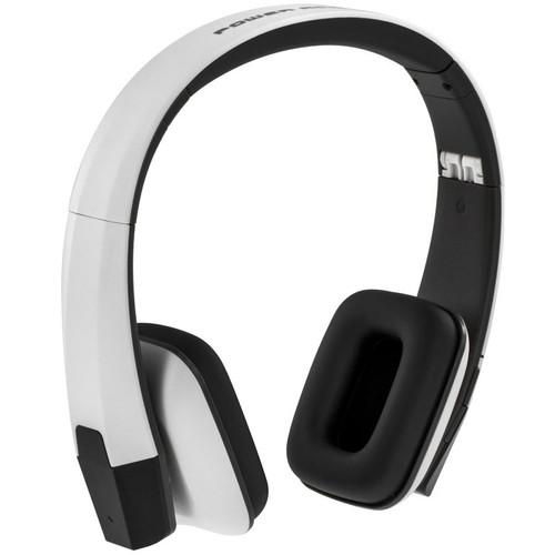 Power Acoustik HIR12W Dual Channel IR wireless headphone - White