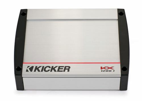 Kicker KX-Series 1200 Watt Class-D Monoblock Amplifier 40KX12001