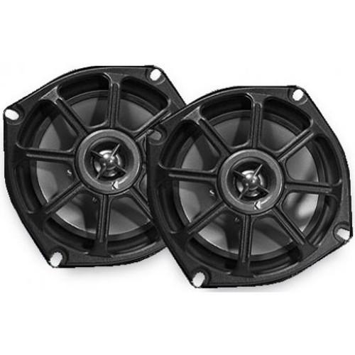 Kicker 10PS52504 5.25 Inch 2-Way PowerSports Series Coaxial Speakers (Pair)