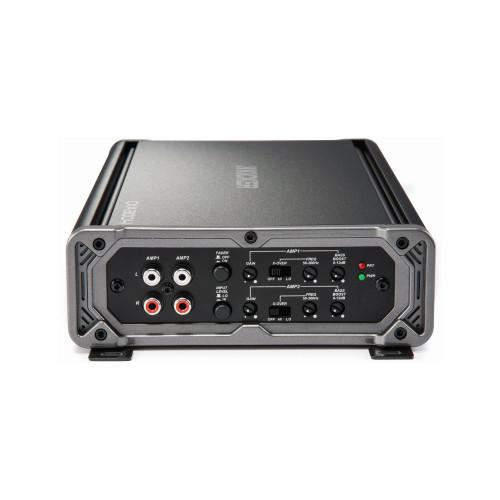 Kicker CXA300.4 4x75-Watt Four-Channel Full-Range Amplifier