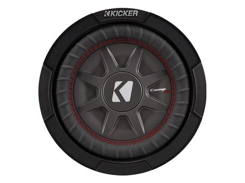 Kicker CompRT8 8-Inch (20cm) Subwoofer, DVC, 1-Ohm, 300W