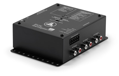 JL Audio OEM Integration DSP:4.1 Inputs/4.1 Outputs+Digital out