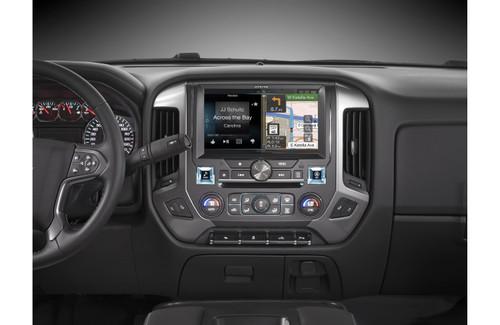 "Alpine X110-SLV 2014+ Chevrolet Silverado 10"" Restyle Dash System"