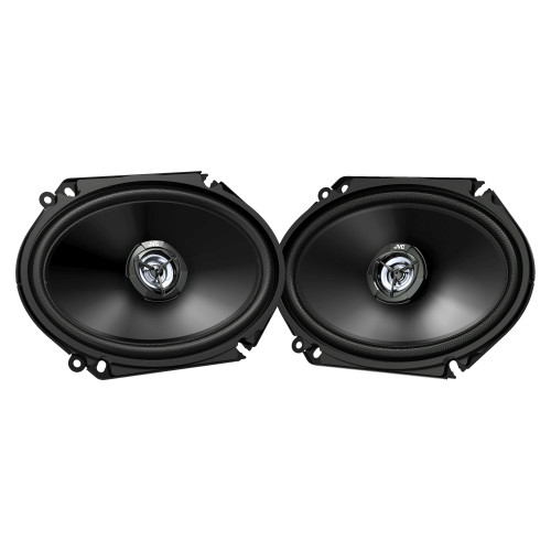 JVC CS-DR6820 300W Peak (45W RMS) 6x8 2-Way Factory Upgrade Coaxial Speakers - Pair