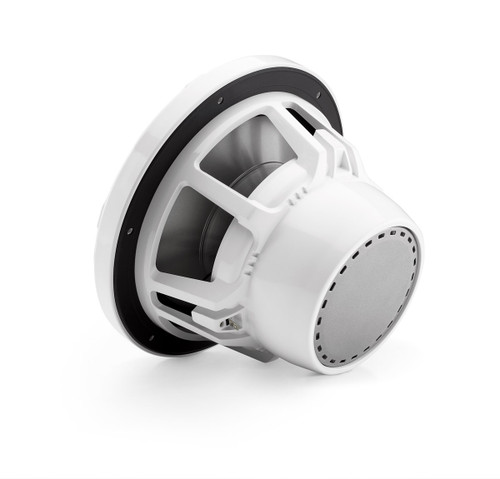 JL Audio M10W5-CG-WH:10-inch (250 mm) Marine Subwoofer Driver White Classic Grilles 4 Ω