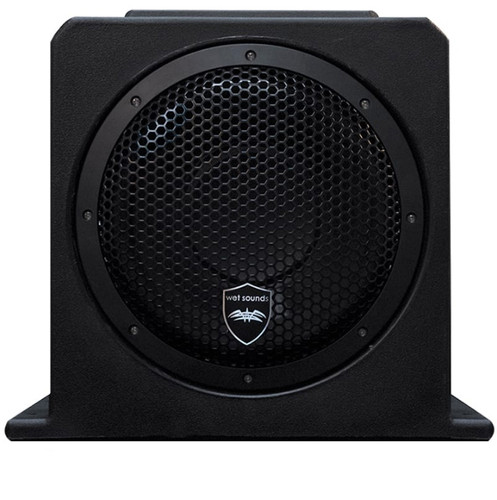 Wet Sounds Stealth AS-10 500 watts Active Subwoofer Enclosure