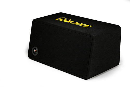 """Kicker DCWC102 Dual CompC 10"""" Subwoofers in Vented Enclosure 2-Ohm"""