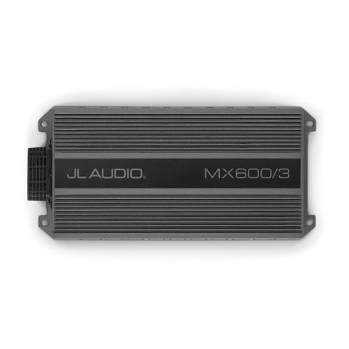 JL Audio MX600/3 3-channel Class D System Amplifier