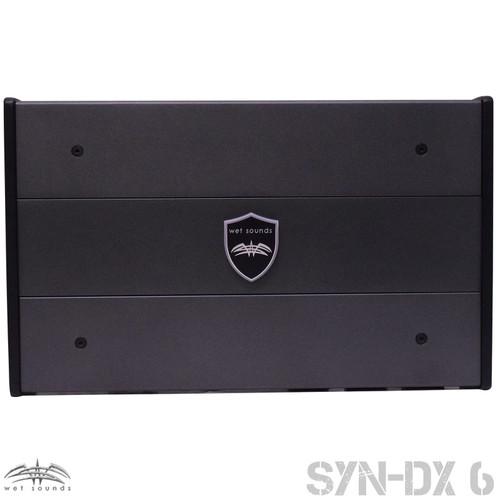 Wet Sounds SYN-DX 6 Full Range 6 Channel Amplifier