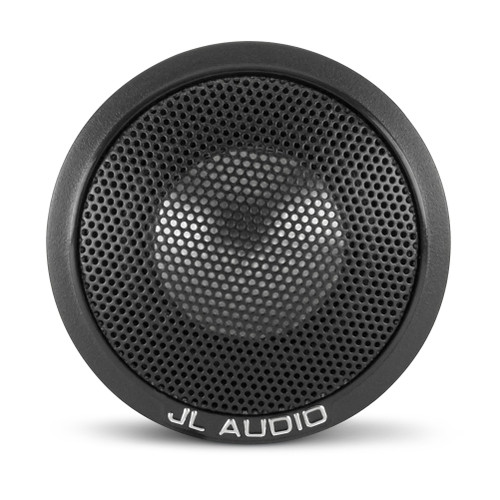 JL Audio C1-100ct 1-inch (25mm) Aluminum Dome Tweeter with neodymium magnet Inline high-pass filter included