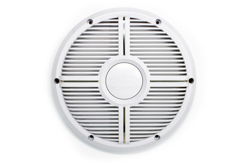 Wet Sounds REVO 10 XW-W GRILL White XW Closed Style Grill for the REVO 10 Inch Marine Subwoofer
