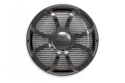 Wet Sounds REVO 10 SW-B GRILL Black SW Closed Style Grill for the REVO 10 Inch Marine Subwoofer