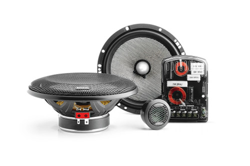 """Focal 165AS 6.5"""" 2-Way Component Kit"""
